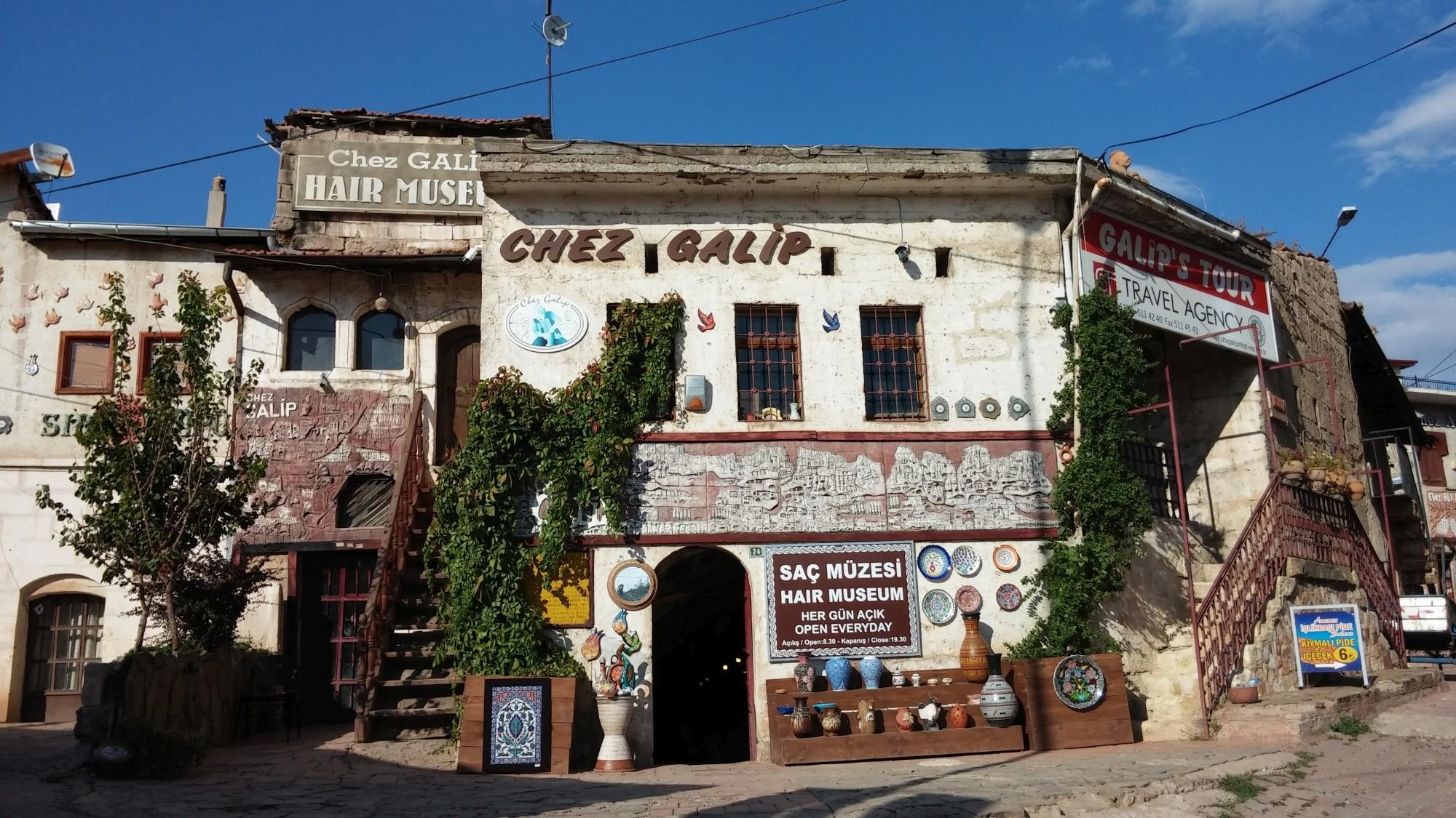 Chez Galip w Avanos