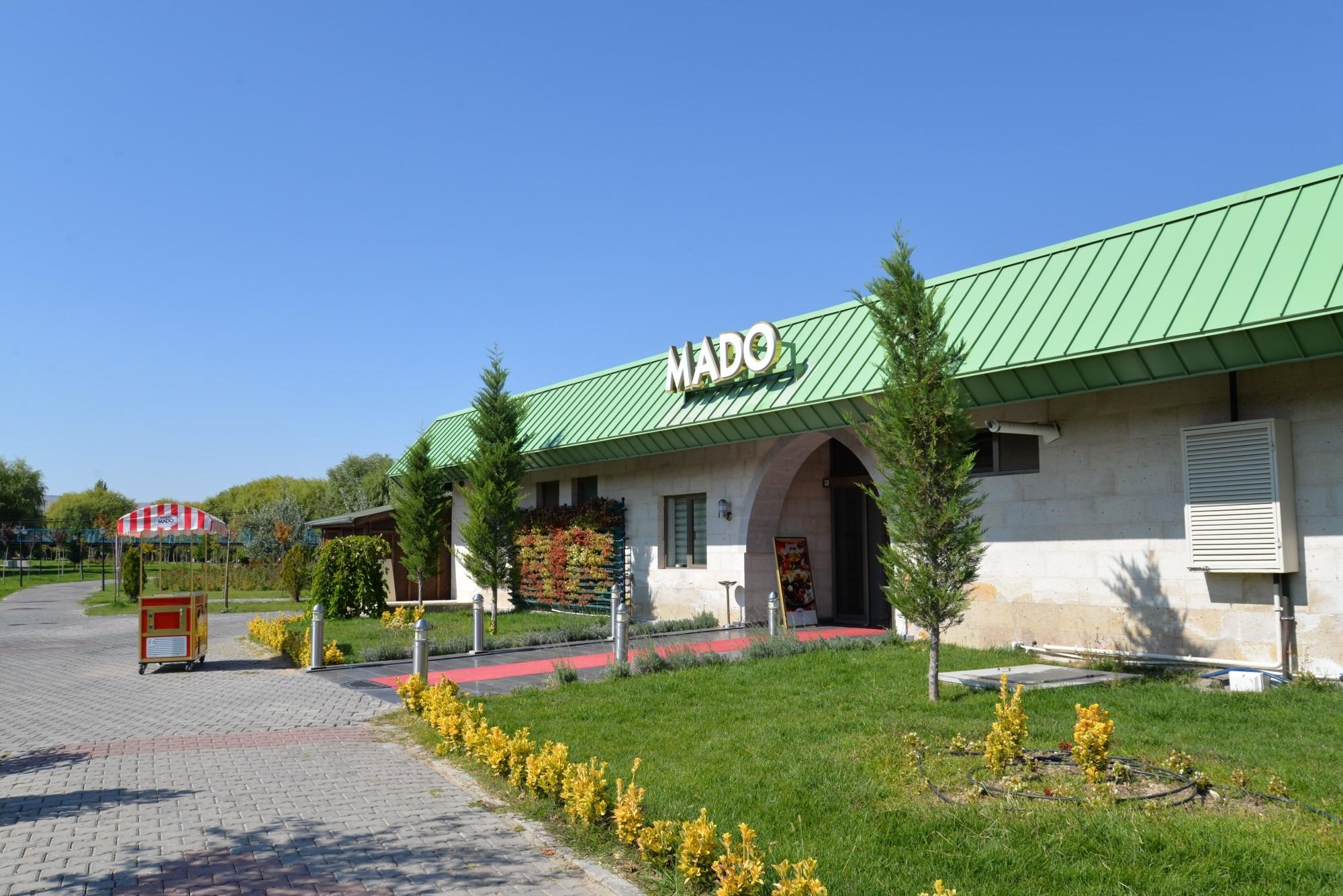 Restauracja Mado w Avanos