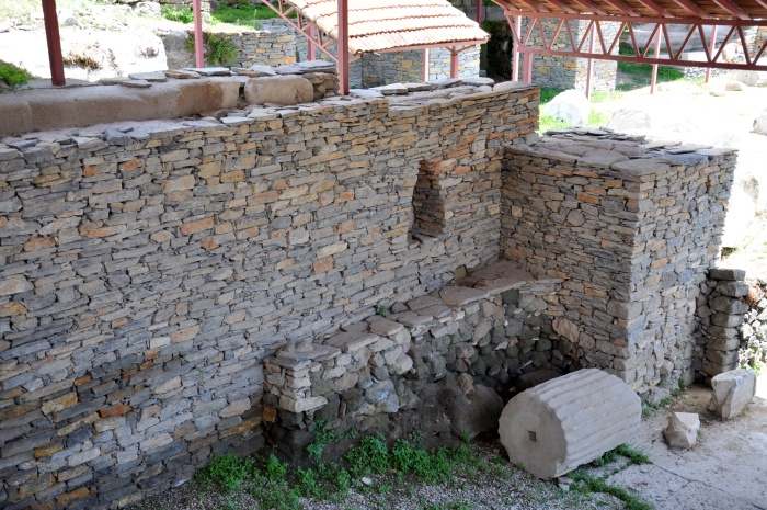 Komora grobowa Mauzolosa i Artemizji