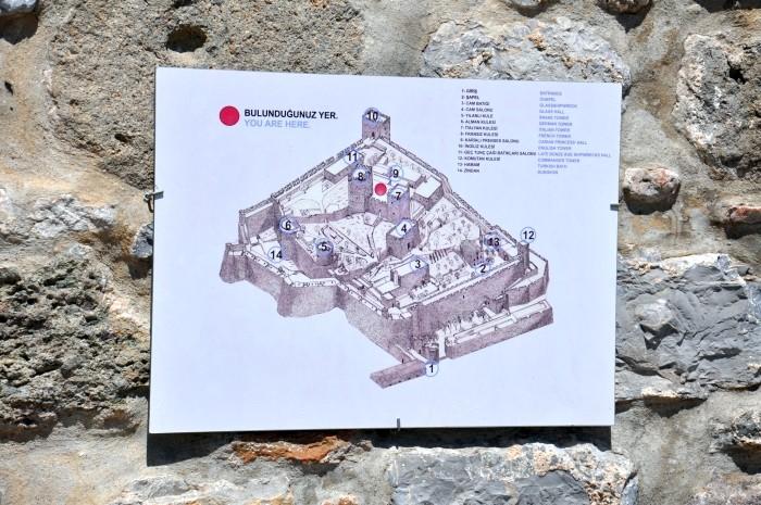 Plan Muzeum Archeologii Podwodnej