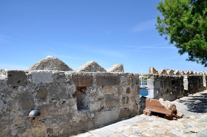Fortyfikacje Zamku Świętego Piotra
