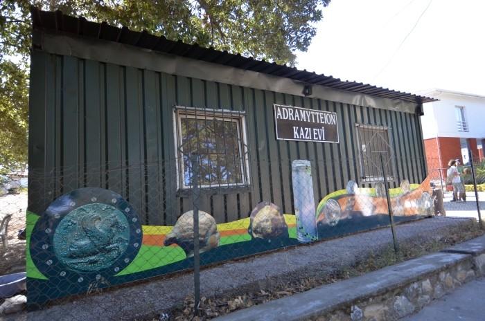 Dom Wykopaliskowy w Ören