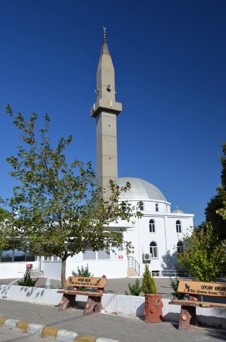 Nowoczesny meczet w Ören