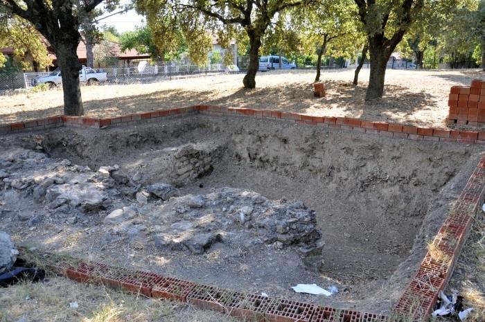 Wykopaliska w Ören