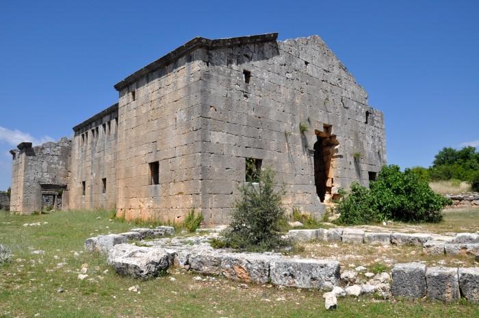 Bizantyjska bazylika w Cambazlı