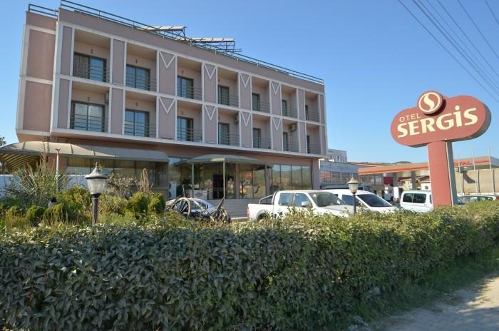 Hotel Sergis w Çan