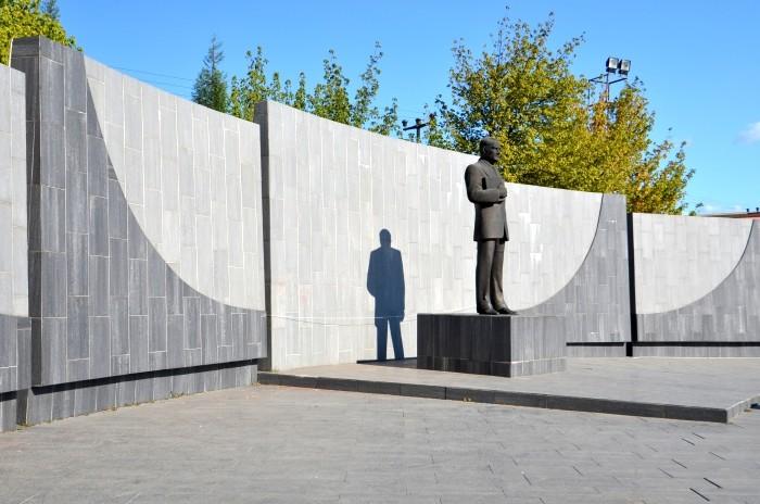 Pomnik Mustafy Kemala Atatürka w Çan