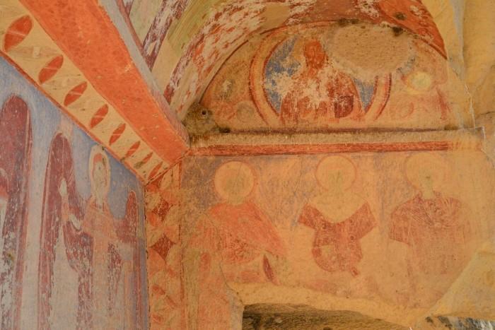 Kościół Jana Chrzciciela w Çavuşin