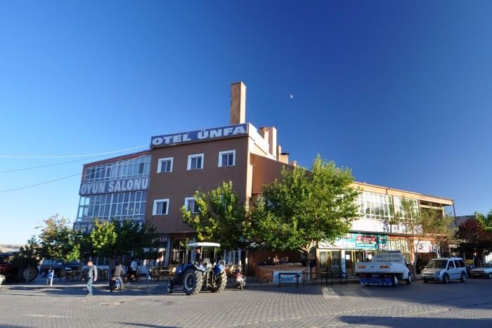 Hotel Unfa w Derinkuyu
