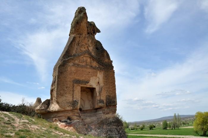 Frygijskie sanktuarium skalne Aslankaya