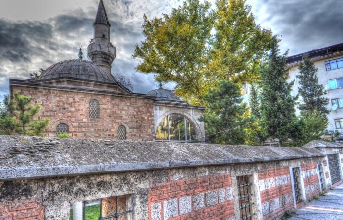 Meczet Kadı Bedrettin w Edirne