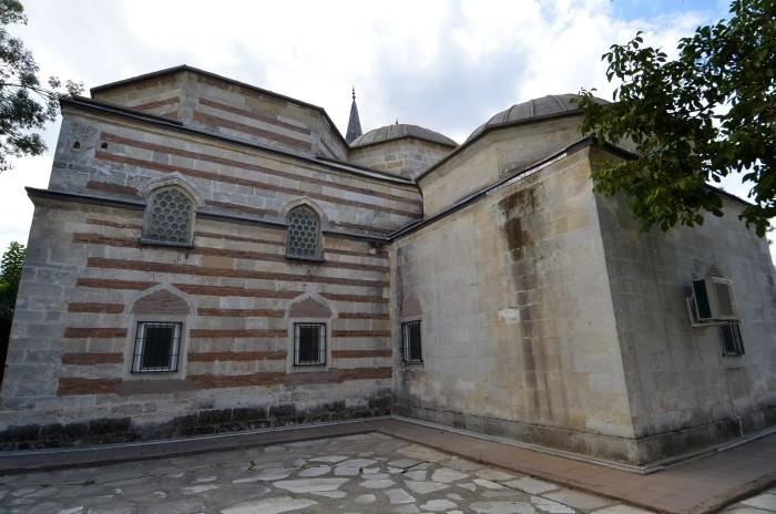 Meczet Mezit Bey (Yeşilce) w Edirne