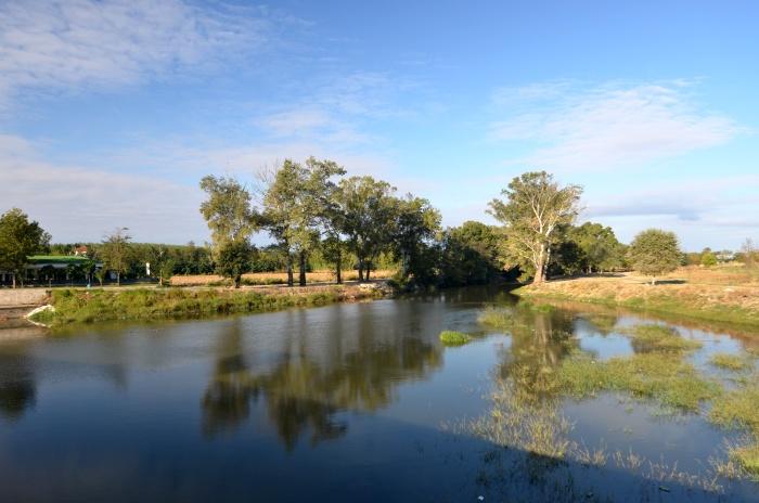 Rzeka Tundża