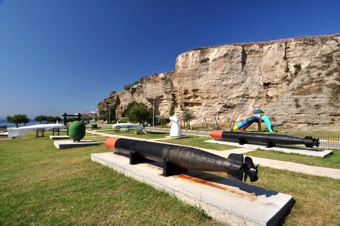 Park Dziedzictwa Marynarki Wojennej