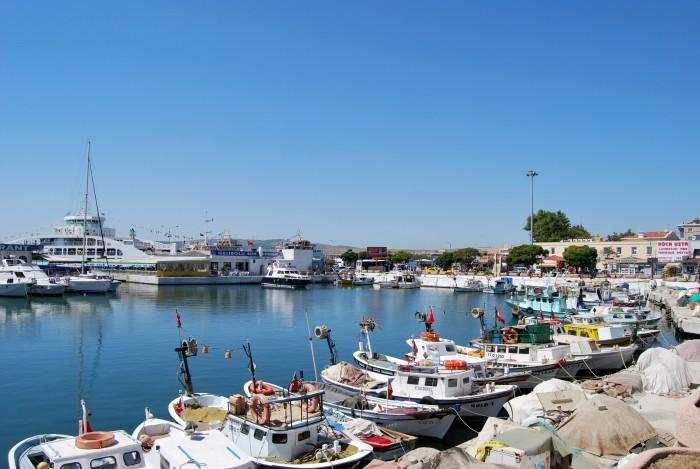 Port w Gelibolu