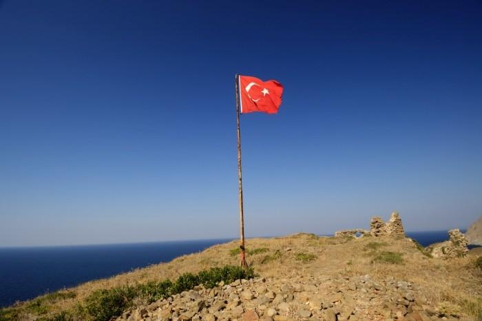 Gökçeada jest obecnie zamieszkana głównie przez Turków