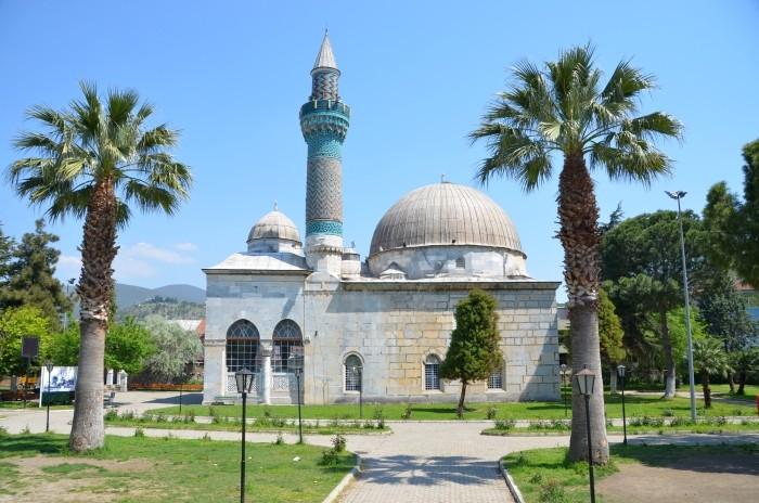 Zielony Meczet w Izniku