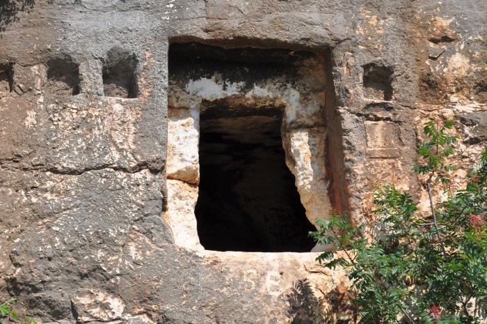 Rzymska nekropolia w Kızkalesi