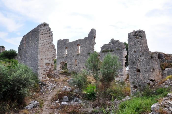 Zamek Korykos