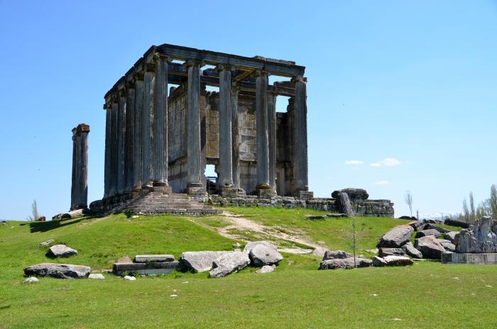 Świątynia Zeusa w Aizanoi