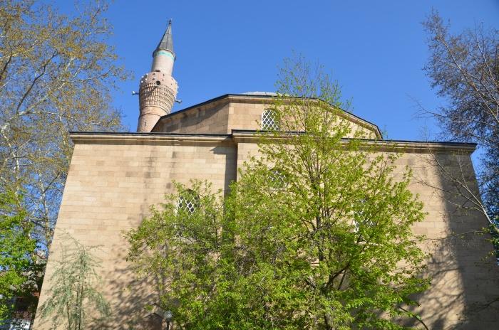 Meczet Karagöz Ahmet Paşa Camii w Kütahyi