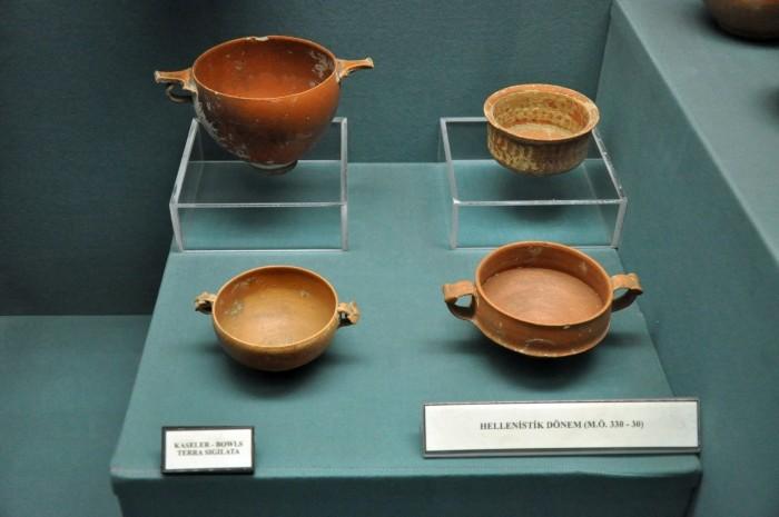 Ceramika z okresu hellenistycznego