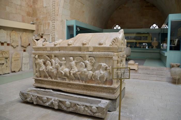 Sarkofag Amazonki