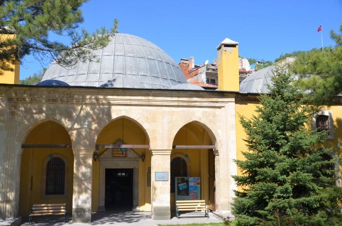 Budynek Muzeum Kafli - dawny meczet İmaret Camii