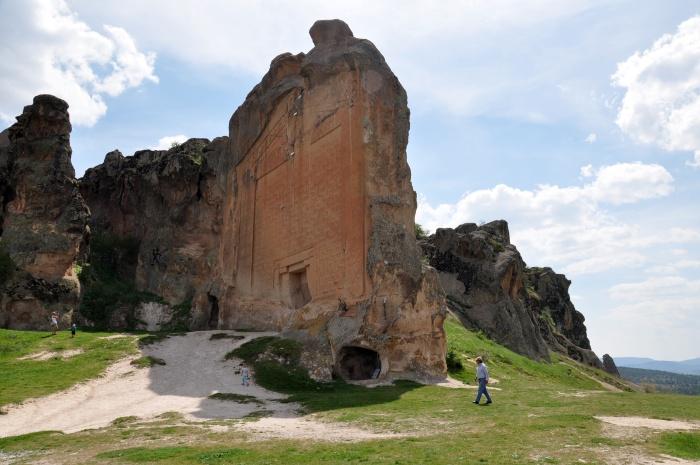 Monument Midasa w Dolinie Frygijskiej
