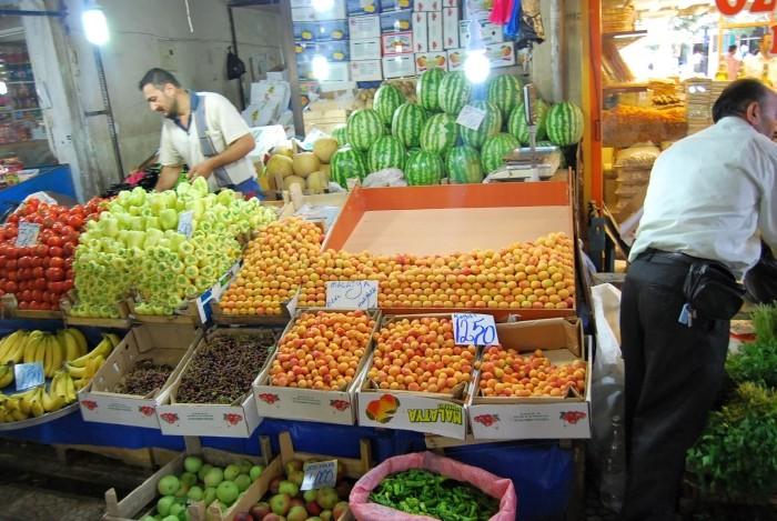 Na bazarze w Malatyi
