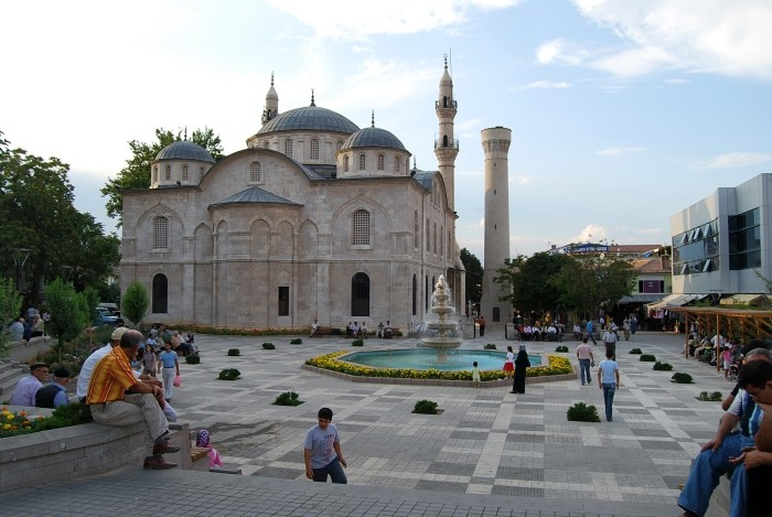 Yeni Cami w Malatyi