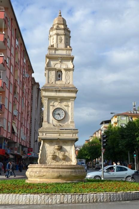 Wieża Zegarowa w Malatyi