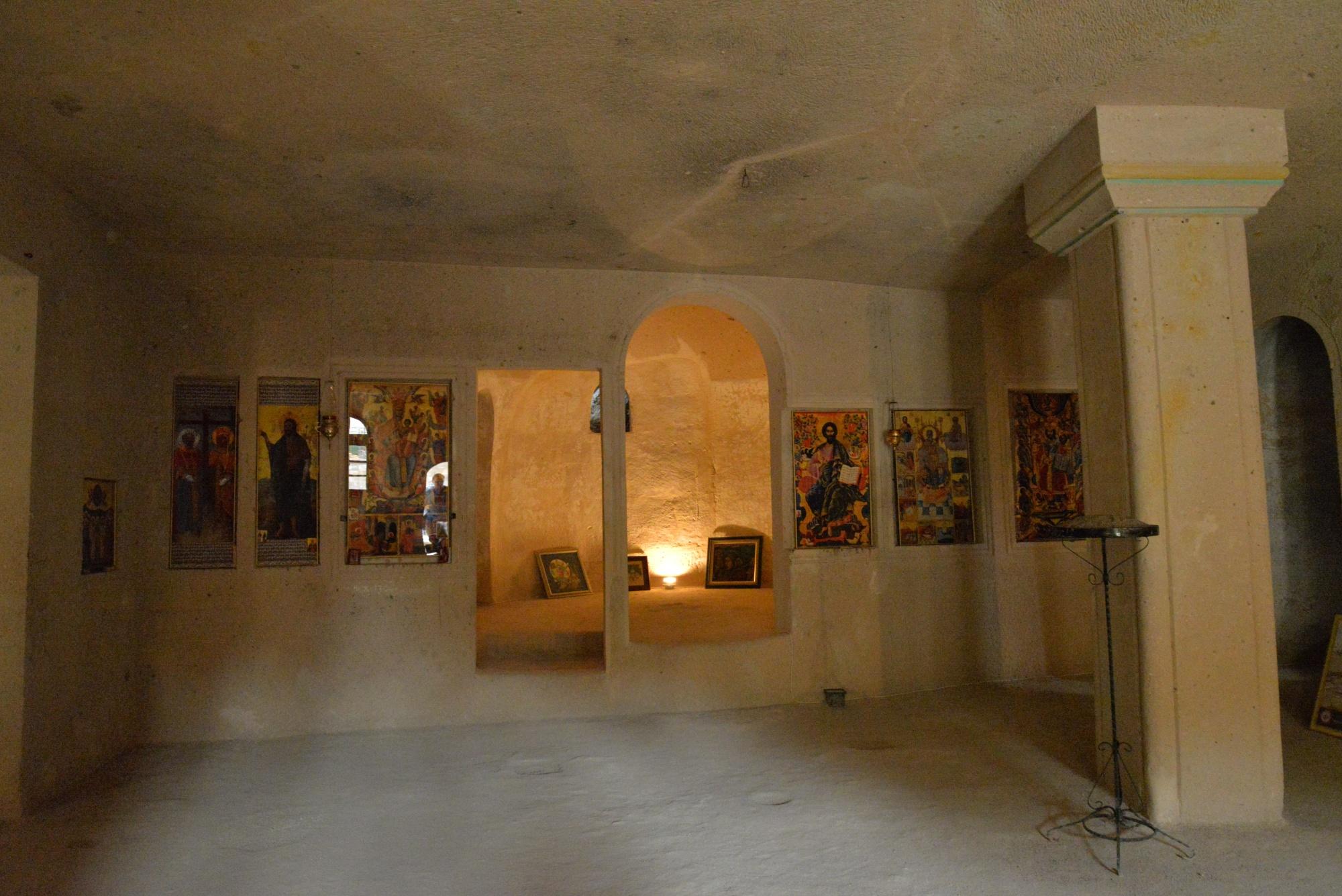 Kościół i klasztor świętego Mikołaja w Mustafapaşa