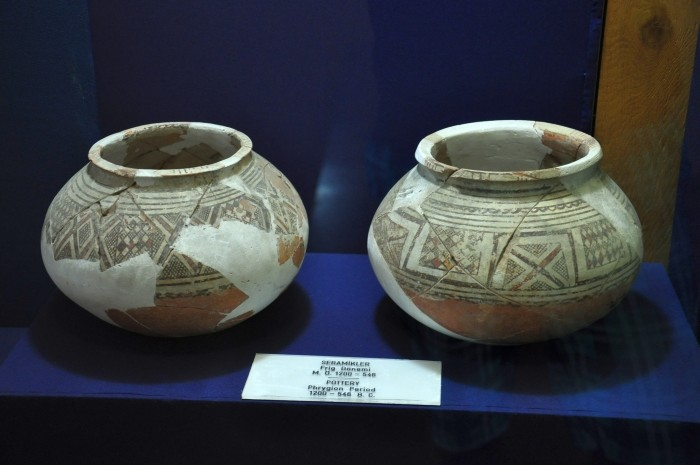 Ceramika frygijska