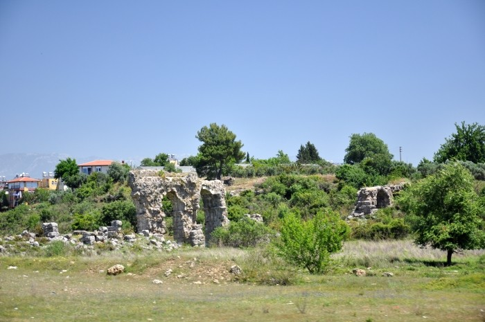 Akwedukt w Side