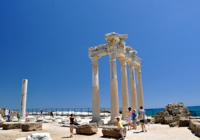 Świątynia Apollina w Side