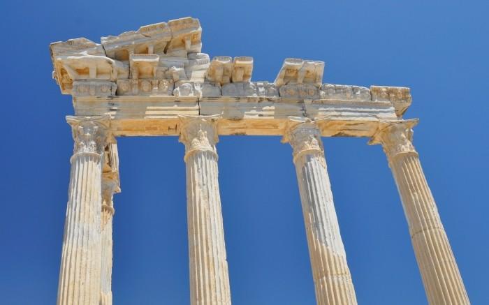 Fryz świątyni Apollina w Side