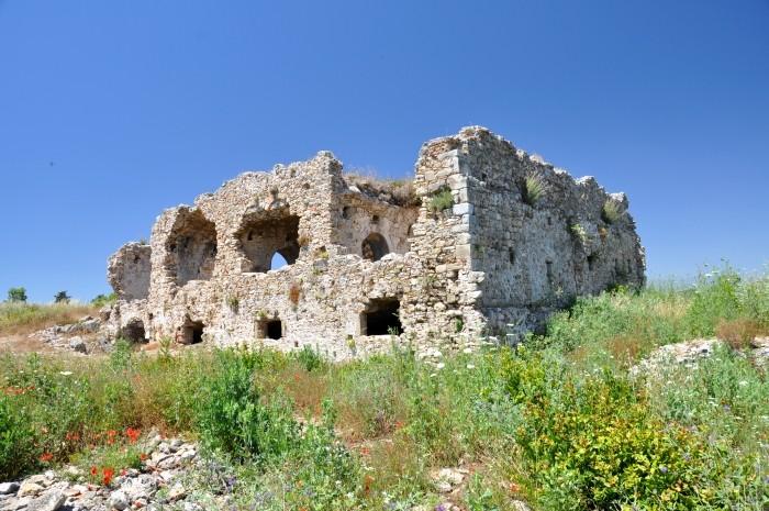 Szpital bizantyjski w Side