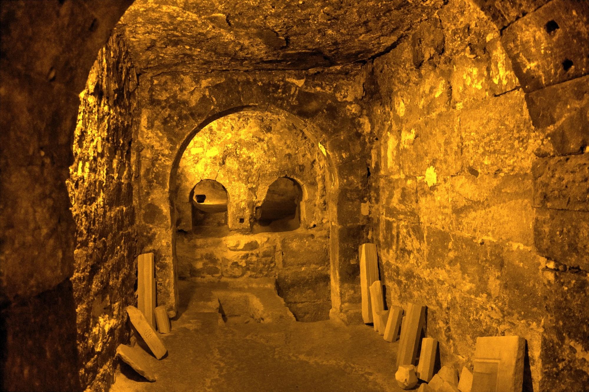 Kościół świętej Tekli w Silifke - kościół w jaskini