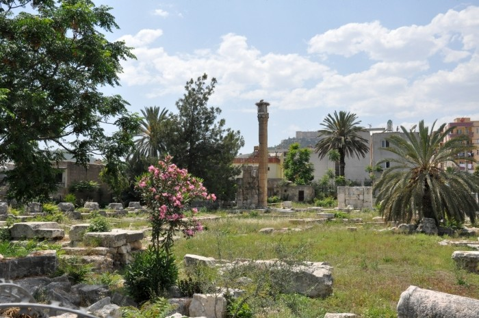 Świątynia Zeusa w Silifke