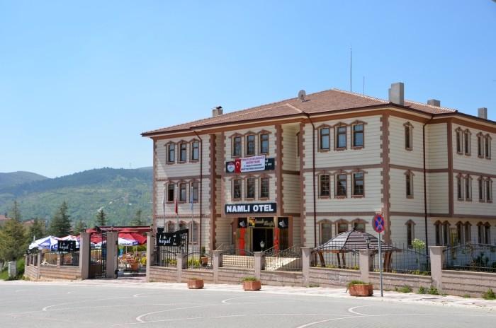 Hotel Namlı w Söğüt