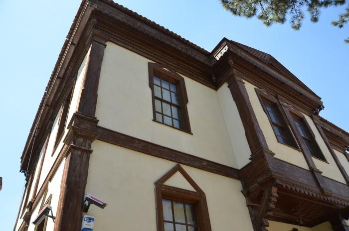Budynek Muzeum Ertuğrula Gazi w Söğüt