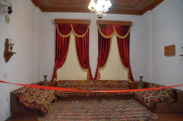 Pokój w stylu osmańskim
