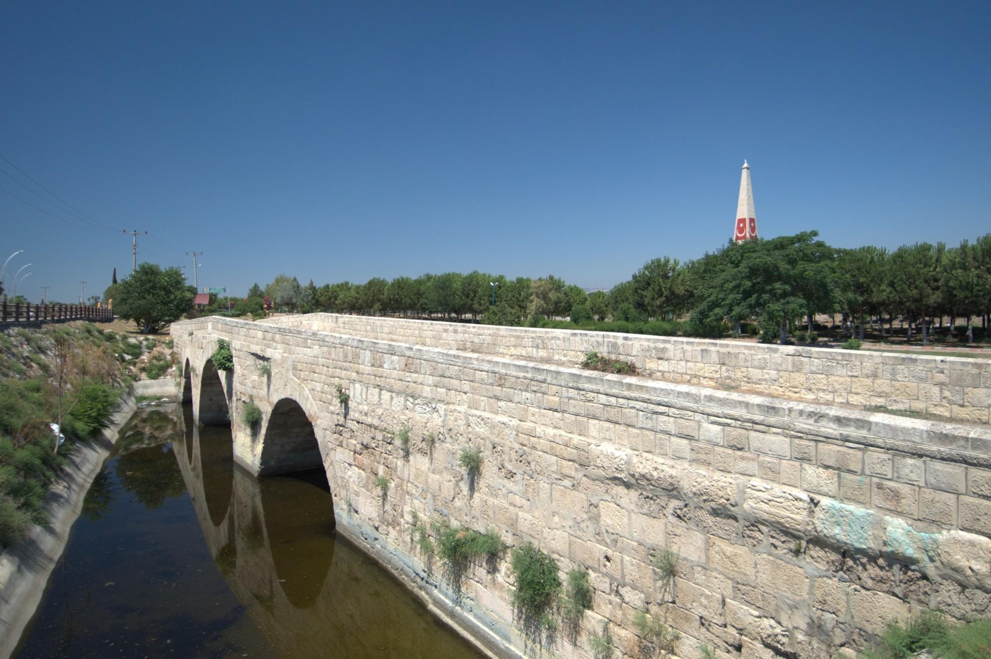 Most Justyniana w Tarsus