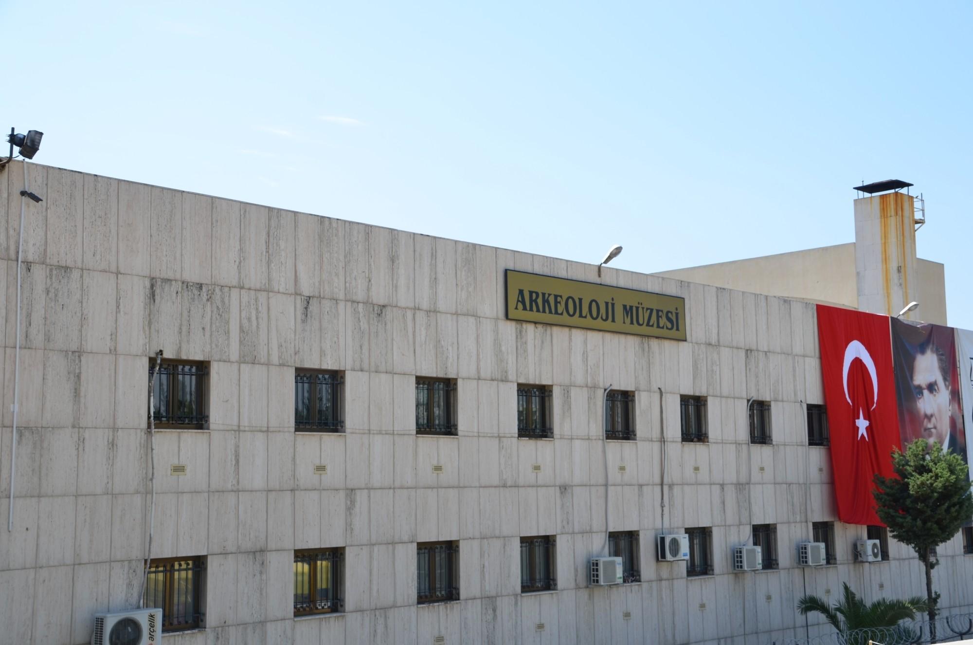 Budynek Muzeum w Tarsus