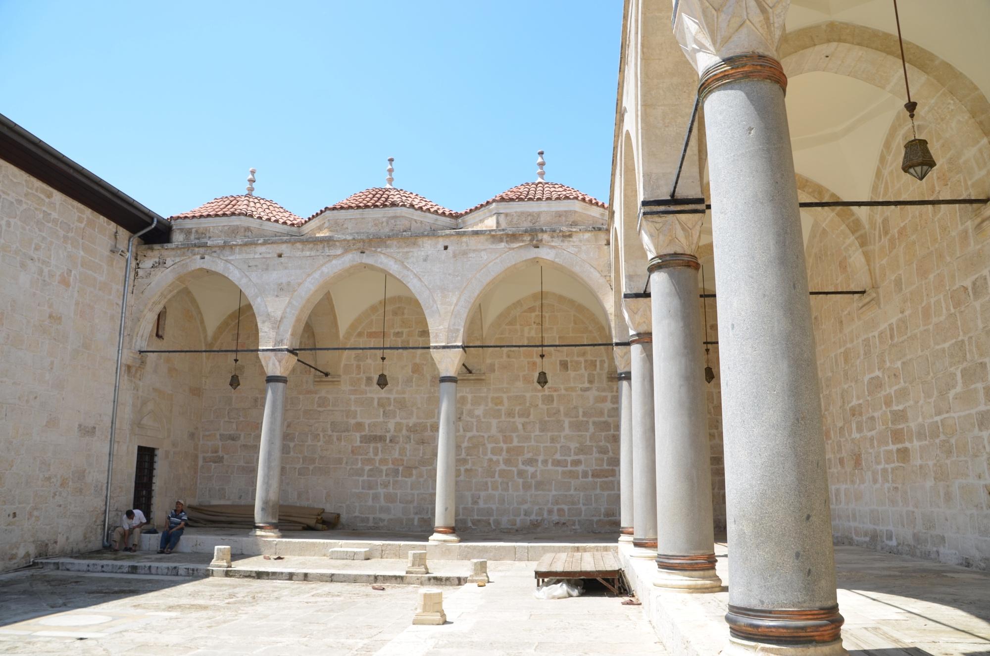 Wielki Meczet w Tarsus