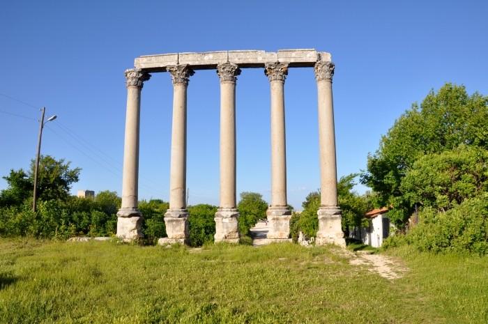 Świątynia Tyche w Uzuncaburç