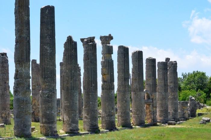 Świątynia Zeusa Olbiosa w Uzuncaburç