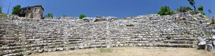 Teatr w Uzuncaburç