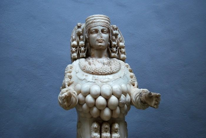 Posąg Pięknej Artemidy